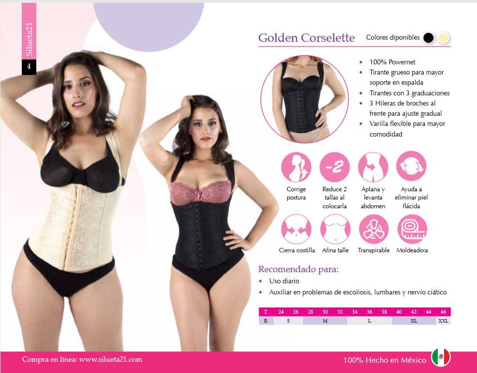 Faja Corset Silueta21 | Fajas Colombianas Para Mujer en Las Vegas
